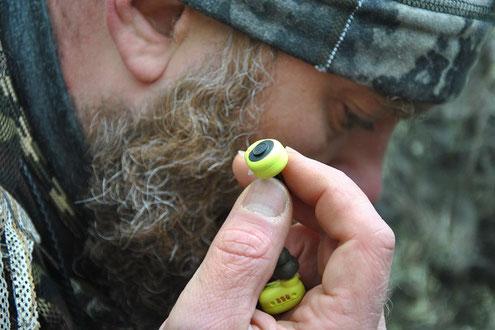 Gehörschutz für die Krähenjagd von der Firma 3M Peltor