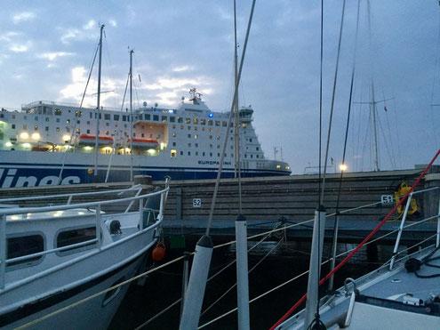 Rosenhof Yachthafen, Travemünde