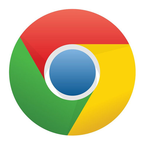 Logotipo de Google Chrome.