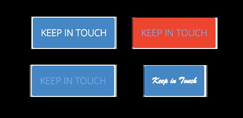 Zorg ervoor dat de knop van je call to action goed leesbaar is | Jimdo