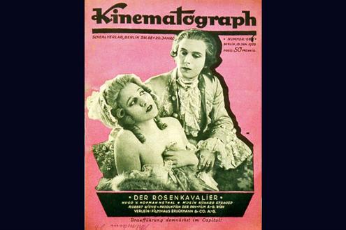 Der Kinematograph.