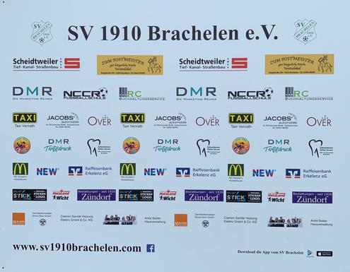 Unsere Sponsoren - Dankeschön - Euer SVB