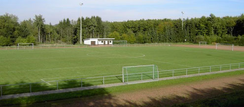 Trainingsplatz des VfB Theley