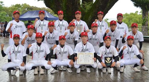 鶴岡大会 九州選抜