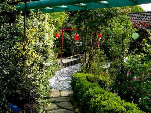 Asiengarten
