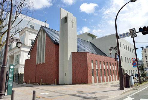 2014年以降の仙台基督教会