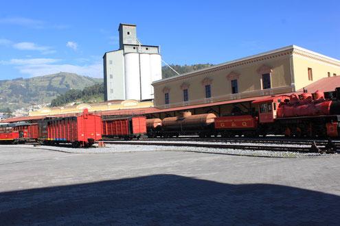Zug fahren in Peru und Ecuador ist ein einmaliges Erlebnis