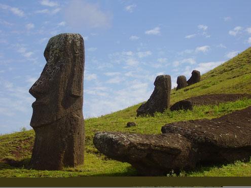 Osterinsel / Rapa Nui - mysteriöse, fotogene, fabelhafte Moais