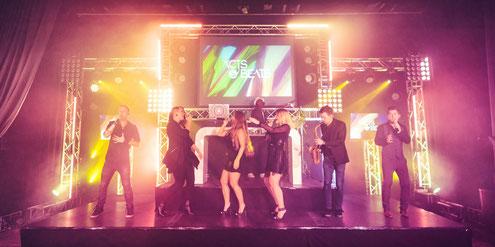 Künstleragentur NRW für Musiker Bands und DJs