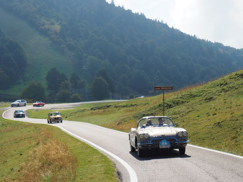 Unterwegs rund um den Monte Baldo