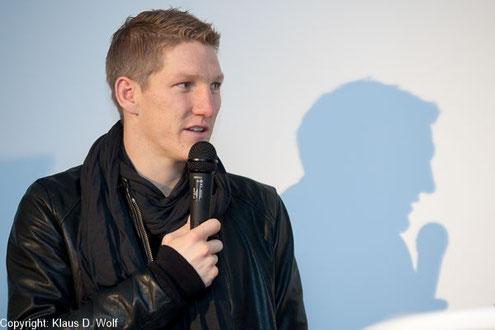 Bastian Schweinsteiger, Foto: Klaus D. Wolf Fotografie, München