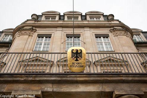Bundesfinanzhof, Foto: Klaus D. Wolf, Fotojournalist, München