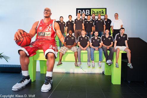 FC Bayern Basketball, Pressefoto