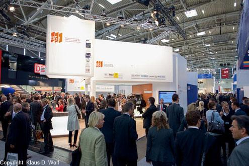 Messefotografie, Expo Real, München