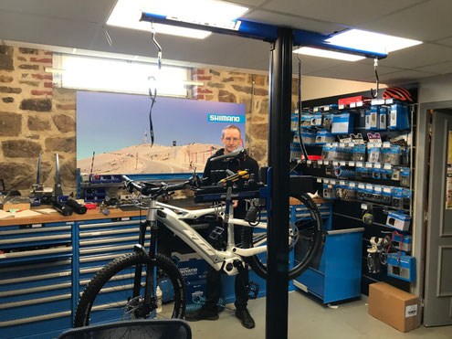 Cycles Grégoire à Barvaux | Service après-vente