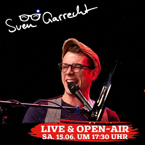 Sven Garrecht – live & Open-Air