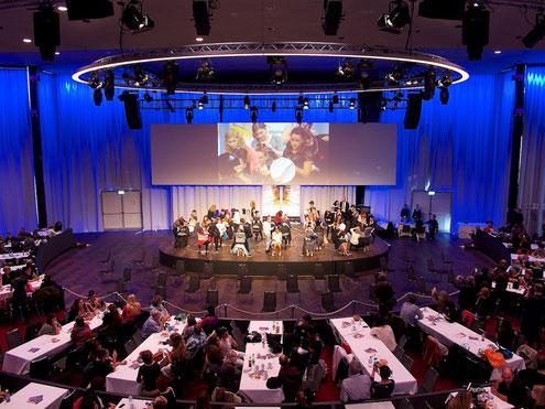 Createam Coiffure Haas GmbH - Hair Style Event 2014 Kursaal Bern