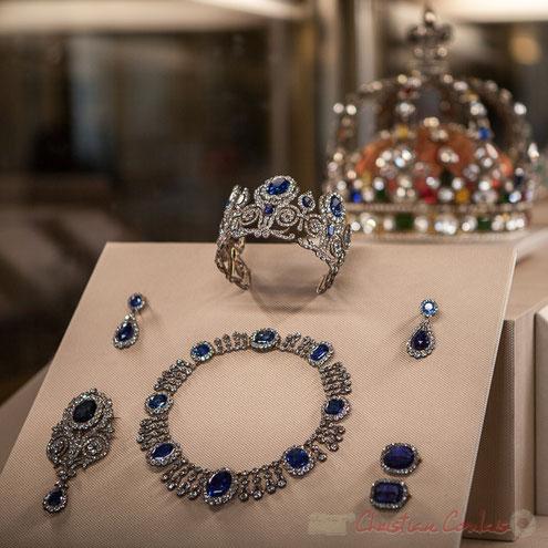 Parure de la Reine Marie-Amélie, Musée du Louvre