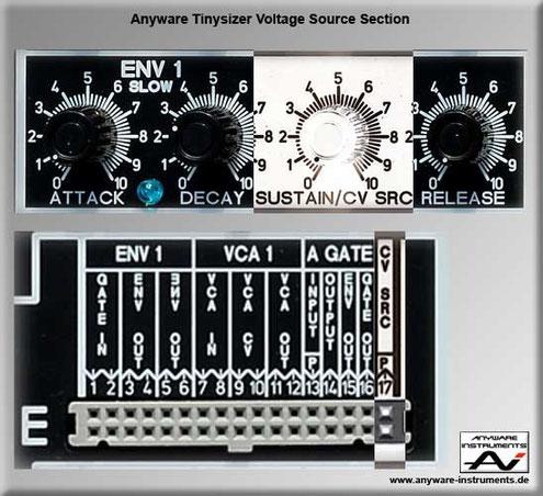 TINYSIZER - Voltage Source