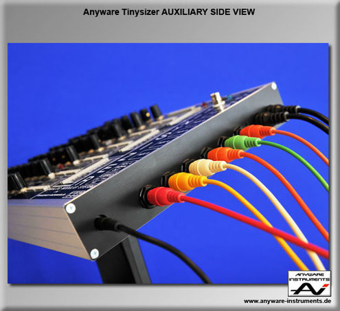 TINYSIZER - 6 X Auxiliary module Side Panel