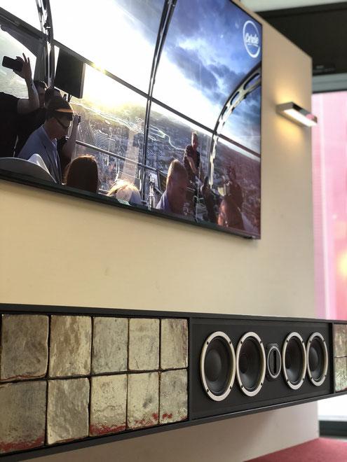Grüter Sanitär talsee Pura Bango Sideboard Fliesen Soundbar audiovideocenter artisan sursee hochdorf oberkirch reto ursula bruno scherer