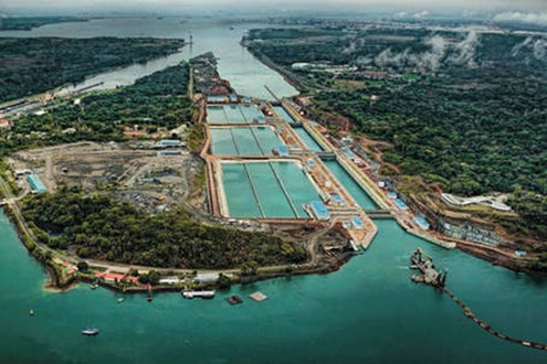 Quedó inaugurada la ampliación del Canal de Panamá