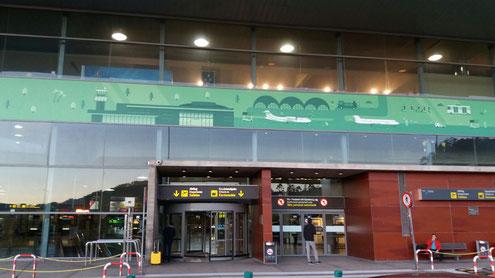Terminal Flughafen TFN Teneriffa Nord