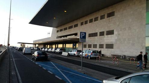 Terminal Flughafen TFN - Teneriffa Nord