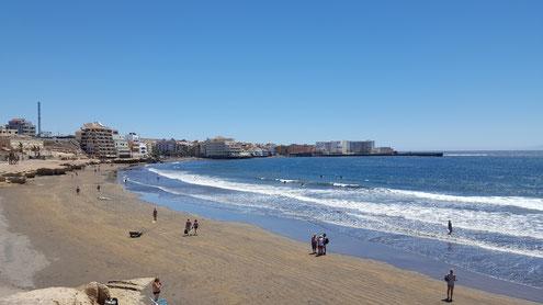 Strand El Médano, Teneriffa