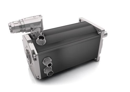 Bild: EC-Motor BG95 von Dunkermotoren
