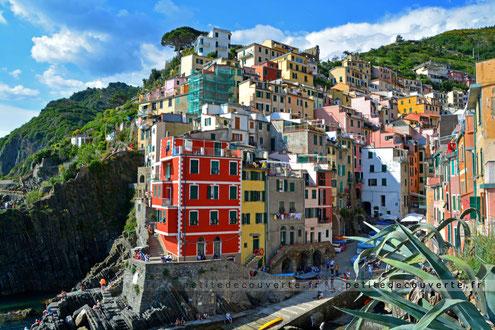 Riomaggiore Cinq Terre italie