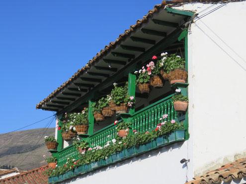 Von Bogota nach Villa de Leyva mit KOLUMBIENline