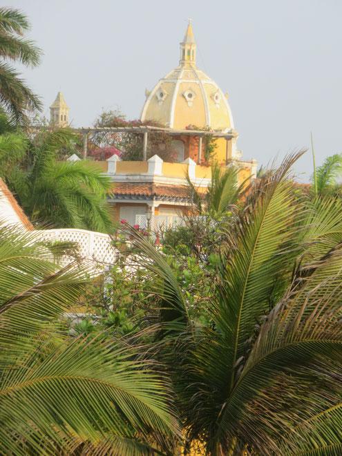 Besuch von Cartagena auf der Kolumbienrundreise