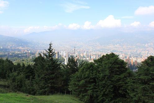 Besuch von Medellin in Kolumbien mit KOLUMBIENline