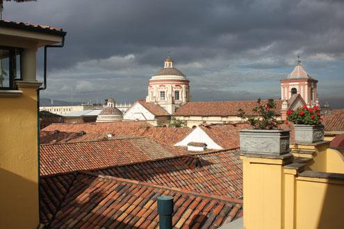 Stadttouren in Bogota mit KOLUMBIENline