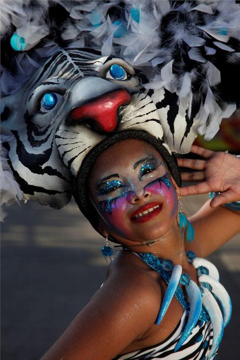 BEsuch des Karnevals in Barranquilla mit KOLUMBIENline