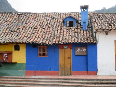 Besichtigung von Bogota mit KOLUMBIENline