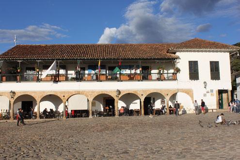 Ausflug nach Villa de Leyva von Bogota mit KOLUMBIENline