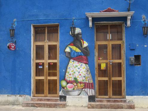 Stadtführungen auf deutsch in cArtagena mit KOLUMBIENline