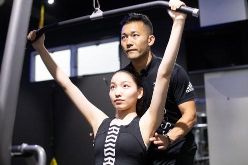 山口県 周南市 下関市 インプレス パーソナルトレーニング 体験 ヒップアップ