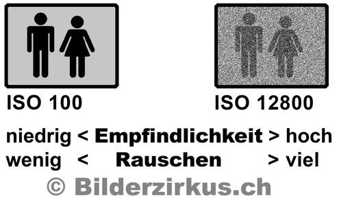ISO  (Copyright Bilderzirkus.ch)
