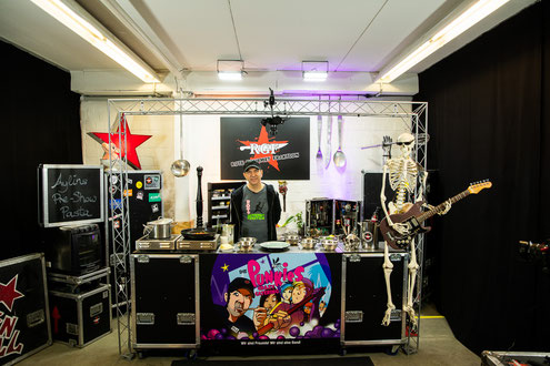 Backstage-Küche Ole-Plogstedt