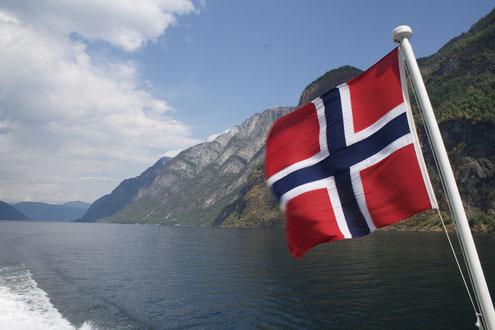In den norwegischen Fjorden