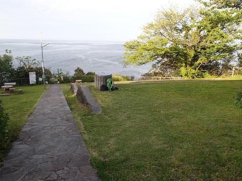 姫埼灯台キャンプ場