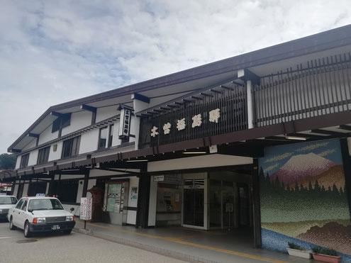 木曽福島駅