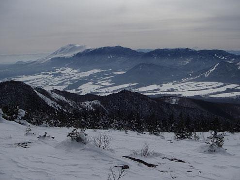浅間・奥秩父・富士山