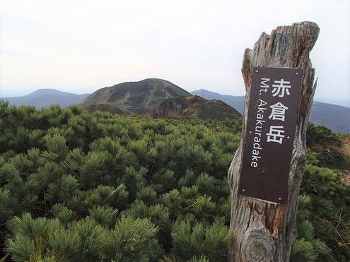 赤倉岳より大岳