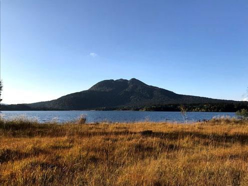 尾瀬沼と燧ケ岳