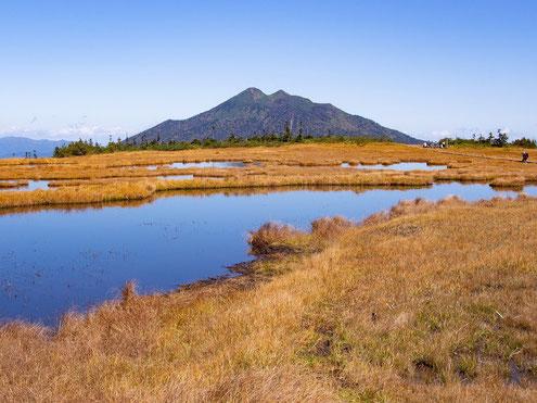 アヤメ平から燧ケ岳