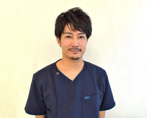 代表兼美容鍼灸師 松野尋